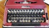 Maquina de escribir maripsa 22 años 80