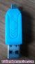 Fotos del anuncio: Pendrive azul para microsd