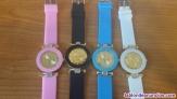 Relojes ch colores jm