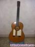 Guitarra flamenca de félix manzanero del 65