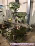 Fresadora de torreta lagun ftv-4