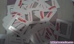 Marcos de diapositivas y cajas