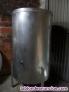 Cuba de vino de acero inox. De 1000 litros