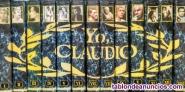 Serie completa ''yo, claudio'' (vhs)