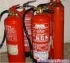 Extintores industriales