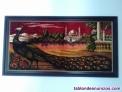 Vendo tapiz grande enmarcado