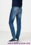 Fotos del anuncio: Pantalon vaquero con banda lateral. Denim