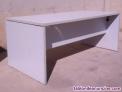 Fotos del anuncio: Mesa despacho gris 160cm