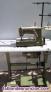 Maquina de coser 2 agujas tanden