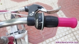 Fotos del anuncio: Vendo bicicleta btwin niña 20