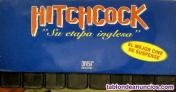 ''hitchcock. Su etapa inglesa'' - colección de ocho películas (vhs)