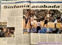 Michael jordan & kobe bryant - tres revistas ''american basket'' (1997-1998)
