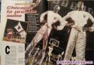 Fotos del anuncio: Michael Jordan & Kobe Bryant - Tres revistas ''American Basket'' (1997-1998)
