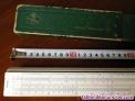 Fotos del anuncio: Regla de calculo a.w. Faber castell 1/54 darmstadt con su caja calculadora slide