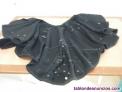 Fotos del anuncio: Capa de paño un poco fuerte, color negro con abalorios y todo el entorno pasaman