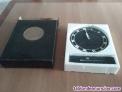 Fotos del anuncio: Reloj de mármol color negro con los numeros tallados sobre elmarmol y marcados e