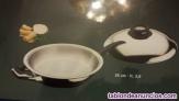 Fotos del anuncio: NUEVO A ESTRENAR SARTEN PAELLERA CUPULA 28cm 3 L AMC