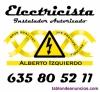 Fotos del anuncio: Instalador eléctrico autorizado
