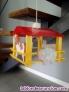 Fotos del anuncio: Lampara infantil de madera con diseño de granja de animales