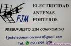 Fotos del anuncio: Antenista electricista