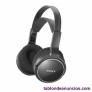 Sony mdrrf810rk - auriculares de diadema
