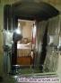 Espejo biselado de bajo con apliques