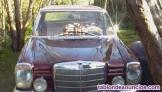 Fotos del anuncio: Permuto historico mercedes 220 d por autocaravana