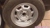Fotos del anuncio: Se vende 5 ruedas (discos de hierro) de un clasico bmw e 21 316 1.8 del año 1982