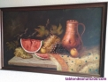 Fotos del anuncio: Bodegon de frutas sobre lienzo
