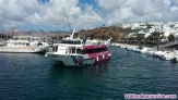 Catamaran ramarob uno –transporte pasaje crucero