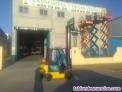 Fotos del anuncio: Carretilla komatsu fg18ht gas