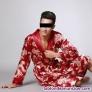 Fotos del anuncio: Bata kimono de satén / seda para hombre