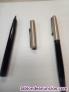 Fotos del anuncio: Vendo set pluma estilografica y boligrafo inoxcrom