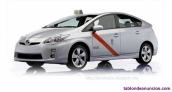 Fotos del anuncio: Venta licencia taxi en madrid
