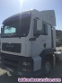 Fotos del anuncio: Cabeza tractora MAN TGA 18. 480