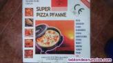Sartén eléctrica pizza pan pfanne 42 cm