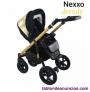 Fotos del anuncio: Carro de bebe dorado