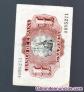 Fotos del anuncio: Billete de 1 peseta de 1953 sin letra