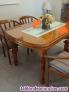 Fotos del anuncio: Mesa comedor extensible de madera
