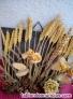 Fotos del anuncio: Cerámica decorativa con flores secas.