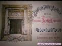 Fotos del anuncio: 1901 singer album ilustrado exposicion fabril y artistica de las maquinas singer