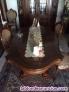 Fotos del anuncio: Comedor completo antiguo de madera maciza estilo italiano