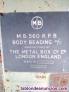 Fotos del anuncio: Rebordeadora para latas MB