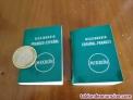 Fotos del anuncio: Dos mini diccionarios mikron miniatura español-frances frances-español mini dicc