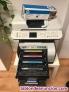 Impresora + 4 nuevos cartuchos+3 de color; perfecto estado