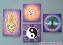 Cuadros decorativos simbólicos