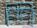 Fotos del anuncio: Camas antiguas de niquel y tubo 90 y 105 cm