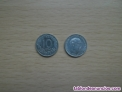 Monedas antiguas 10 centimos varios años