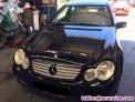 Fotos del anuncio: Mercedes sport coupe c200cdi para despiece