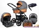 Fotos del anuncio: Carro de bebe Dorado Miracles